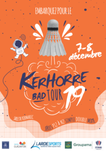 affiche KERRORE BAD TOUR 2019